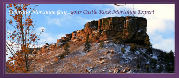 mortgage castle rock co