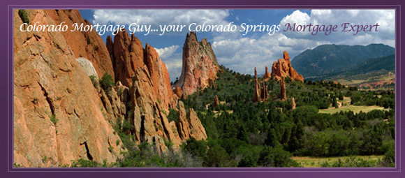 mortgage colorado springs co